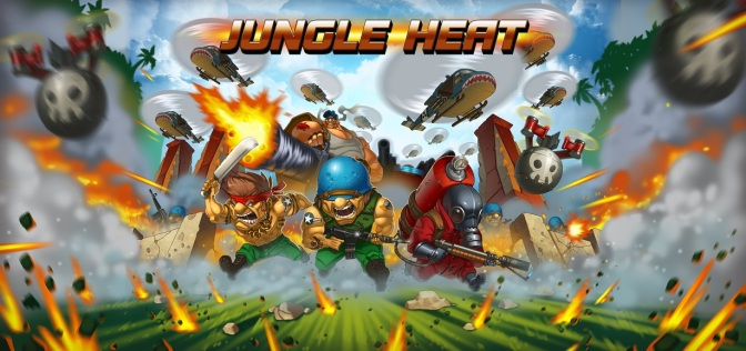 Jungle Heat: lucha por oro y petróleo en Android