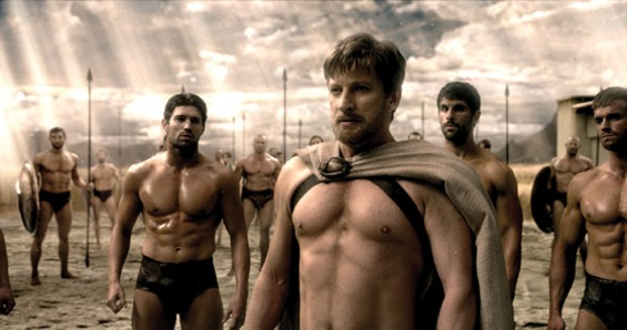 300: Rise of an Empire (Sexo, sangre y six packs)